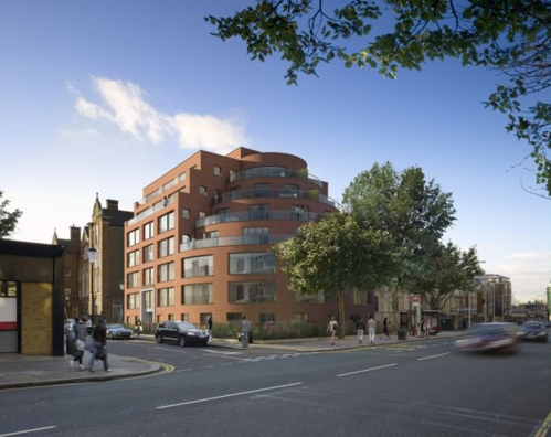 Chelsea Apartments – Hortensia Road, London