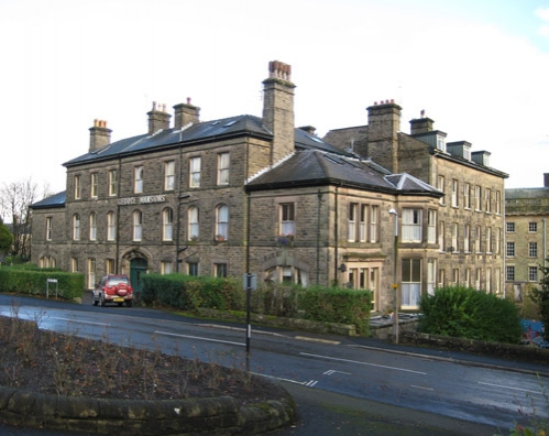 The George, Buxton