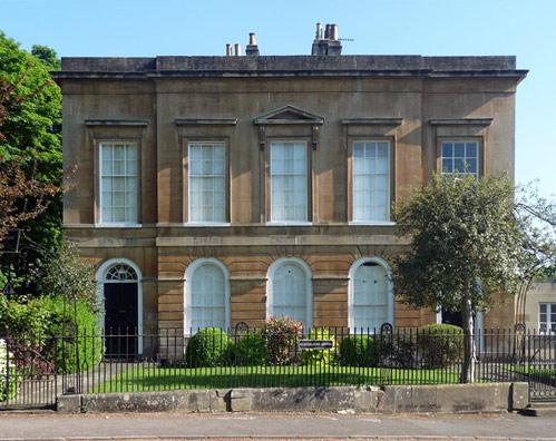 Cleveland House, Bath