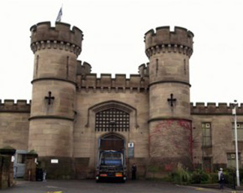 HMP Shrewsbury – The Dana